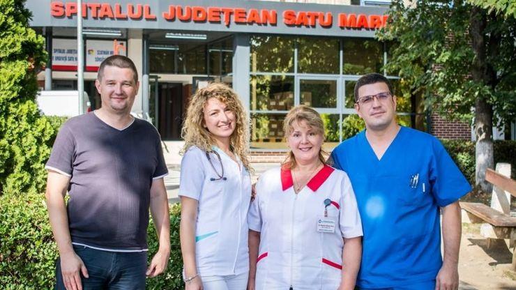 Spitalul Județean de Urgență Satu Mare participă la un studiu multicentric asupra pancreatitei la nivel mondial