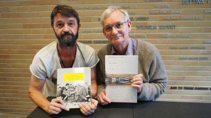 """Remus Țiplea și-a lansat albumul foto """"Dumnezeul meu"""" în cadrul Lunii Europene a Fotografiei de la Berlin"""