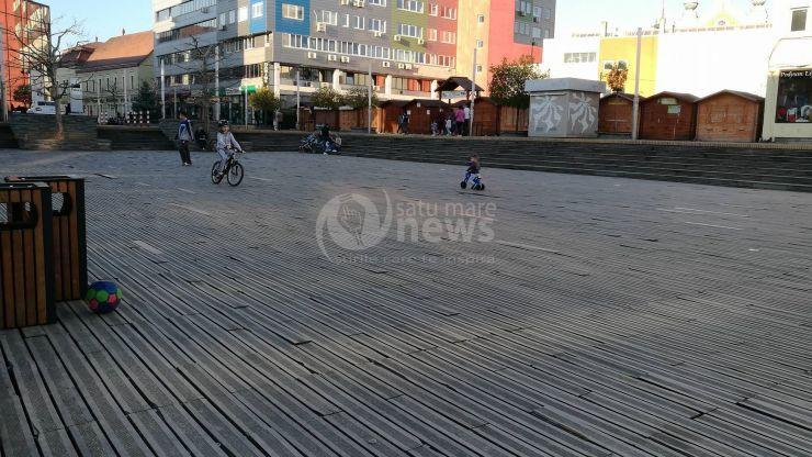 """După Zilele Orașului, """"Groapa lui Gyuszi"""" va fi reabilitată"""
