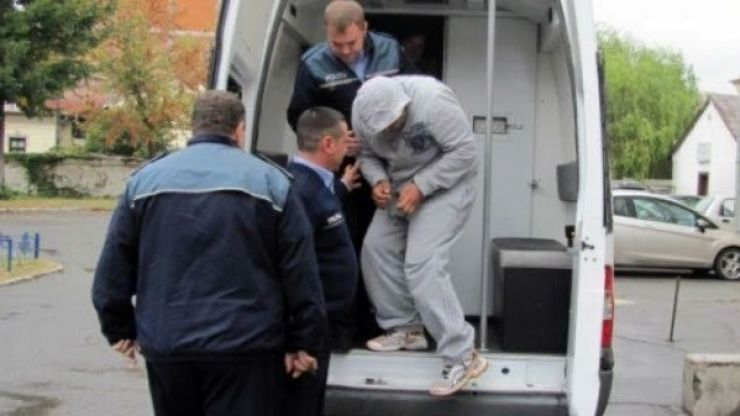 Tânăr condamnat pentru ucidere din culpă, prins și încarcerat în Penitenciar
