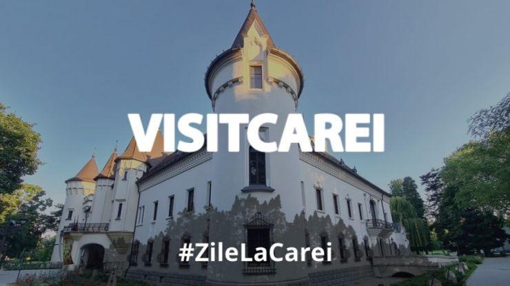 """Primăria Carei lansează campania """"ZileLaCarei"""". Gratuități pentru turiști"""