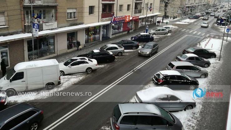 Sătmărenii pot solicita abonamente de parcare pe anul 2019