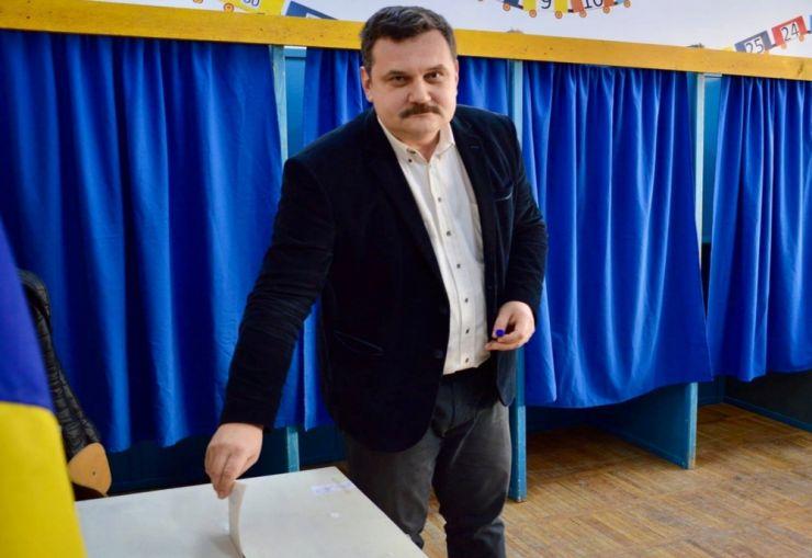 Pataki Csaba vrea să candideze, din nou, pentru funcția de președinte al Consiliului Județean