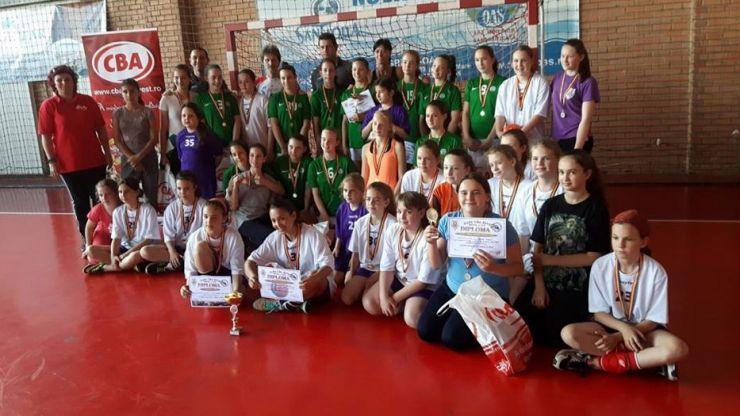 """Handbal. FTC Budapesta, câștigătoarea celei de-a treia ediții a """"Cupei CBA 2016"""""""