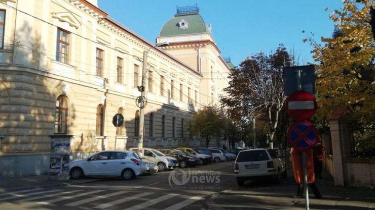 Un deținut a evadat de la punctul de lucru din Tribunalul Satu Mare