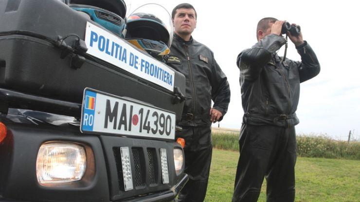 Mașină căutată de autoritățile din Germania, descoperită la Petea