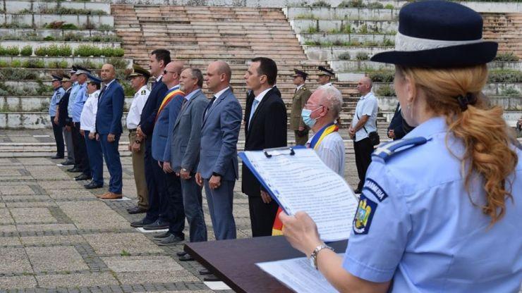 Ziua Imnului Național, marcată la Satu Mare și Carei