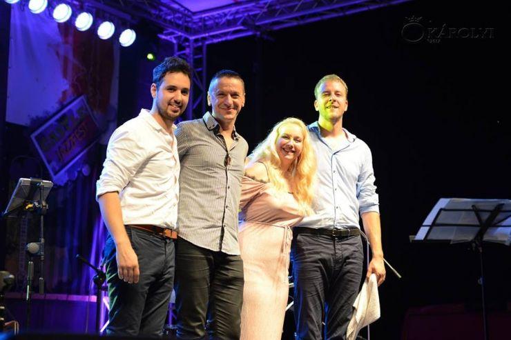 """A debutat prima ediţie a Festivalului de Jazz """"CASTLE JAZZ FEST"""", la Carei"""