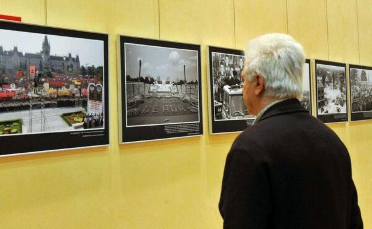 Expoziție de fotografii de presă, la Castelul Károlyi din Carei