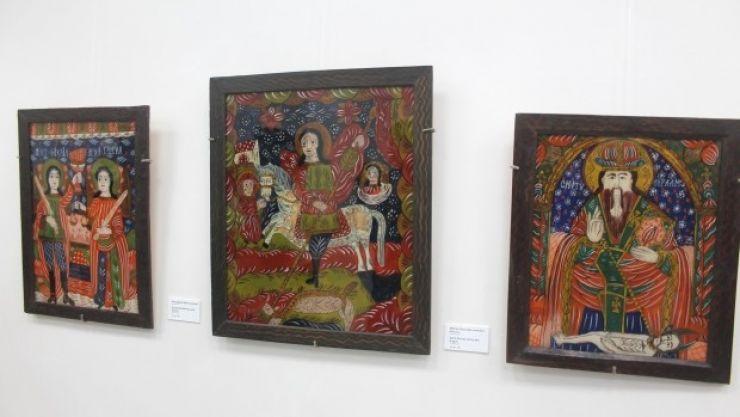 Expoziție de icoane la Muzeul de Artă