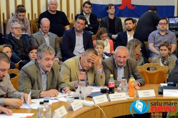 Consilierii municipali au respins cele mai importante proiecte de pe Ordinea de zi