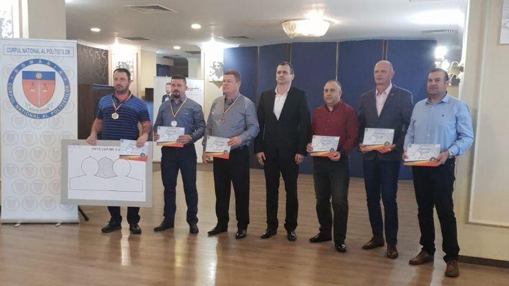 Cu doi sătmăreni în lot, echipa Jandarmeriei Române a câştigat Campionatul de Tir al M.A.I.