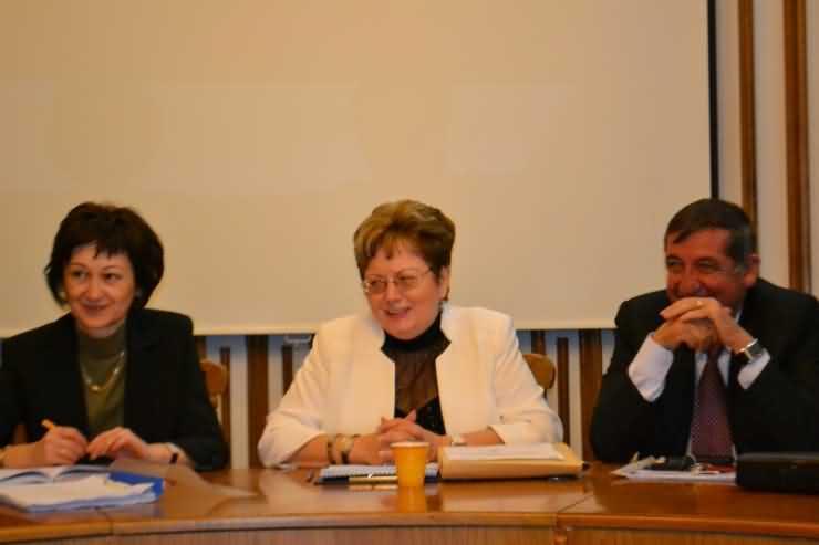 Activitatea directorului Casei Județene de Pensii, apreciată de subprefect