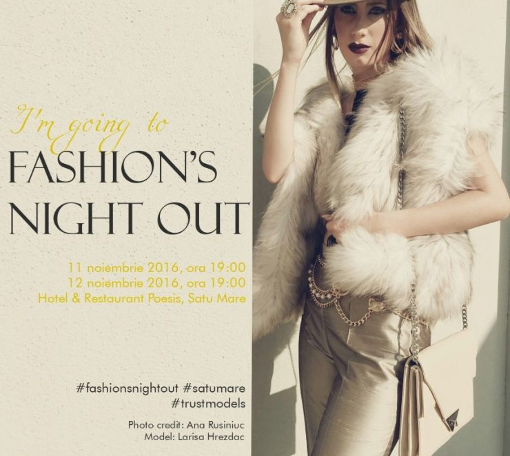 Fashion's Night Out, la o nouă ediție