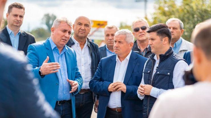 Deputatul PNL Adrian Cozma: Reabilitarea DN19 Livada – Orașu Nou va fi finalizată în trei săptămâni