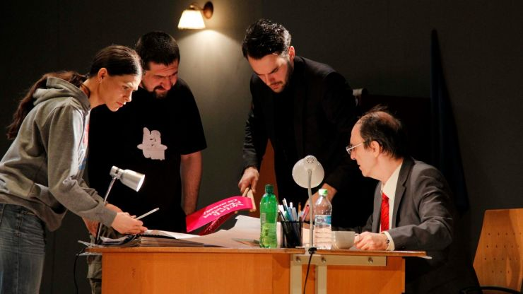 Teatrul de Nord, invitat la Gala Națională a Comediei desfășurată la Galați