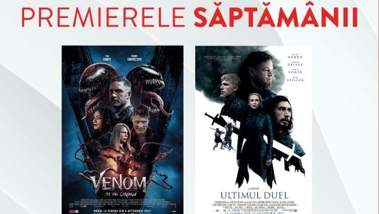 Ce filme noi vedem la Cineplexx Satu Mare din 15 octombrie