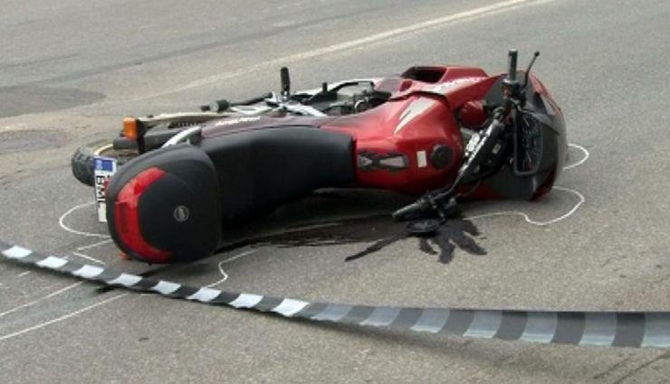 Accident | Motociclist rănit grav într-un accident produs în Satu Mare