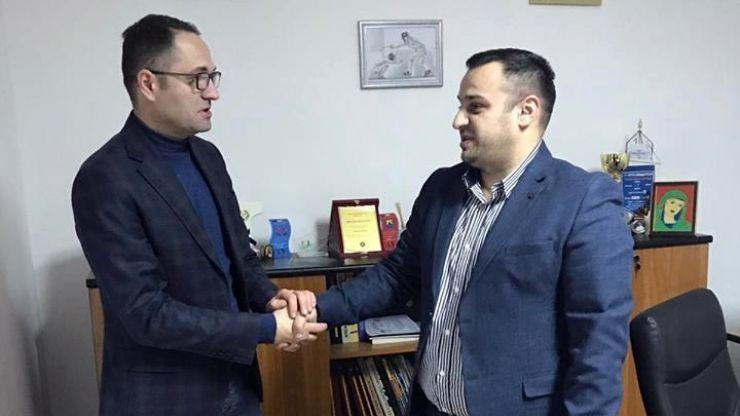 Ministrul Bogdan Matei, prezent la Satu Mare: Hotelul Sport va trece la Primăria Satu Mare