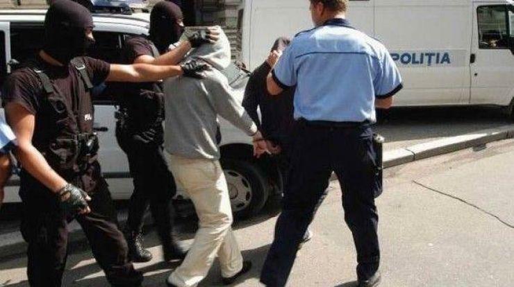 Minor arestat în vama Petea