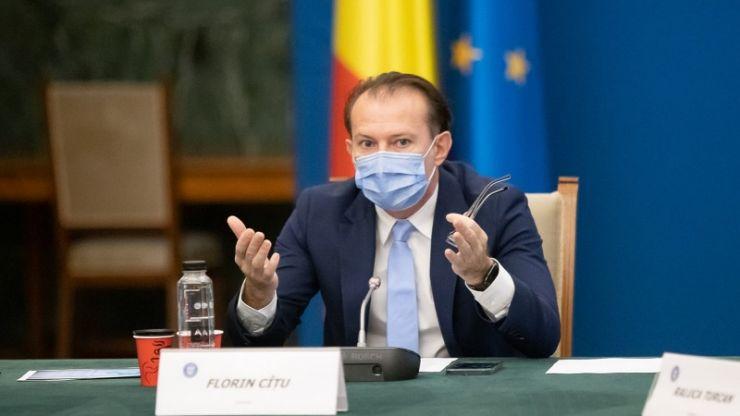 Florin Cîțu l-a revocat pe Stelian Ion de la Ministerul Justiției