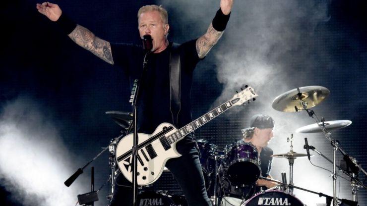 Metallica va concerta la Bucureşti în august 2019