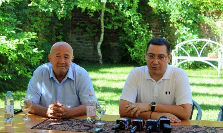 Liderii Pro România invită sătmărenii la o întâlnire. Victor Ponta vine la Satu Mare