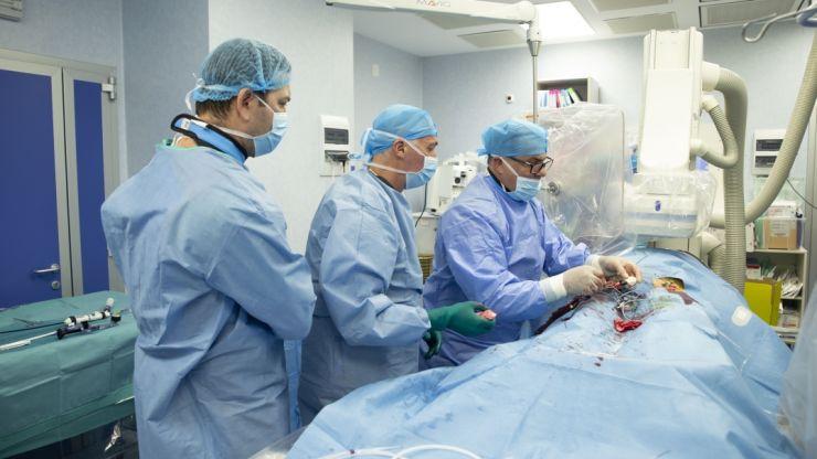 Cel mai modern spital privat de cardiologie din Ardeal, deschis la Cluj Napoca