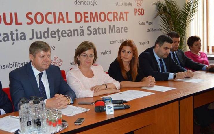 PSD își propune să aplice legea salarizării unitare din iulie 2017