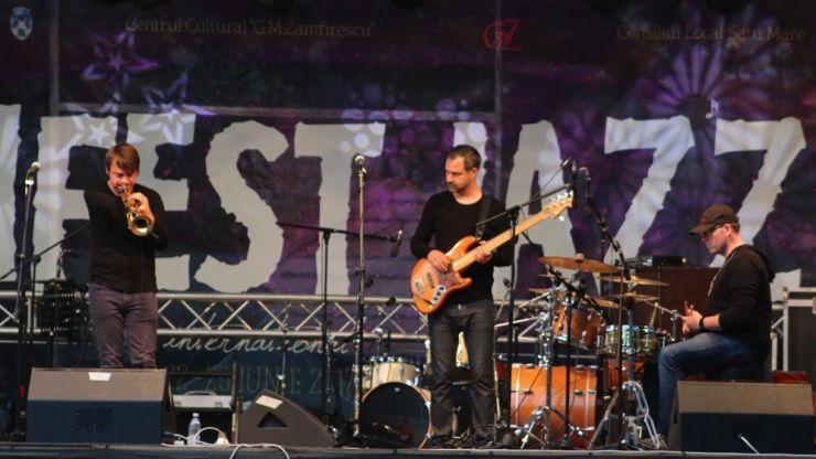 Samfest Jazz International, în weekend, la Satu Mare