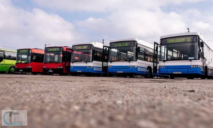 În starea de alertă, autobuzele Transurban vor circula cu program special. Masca, obligatorie