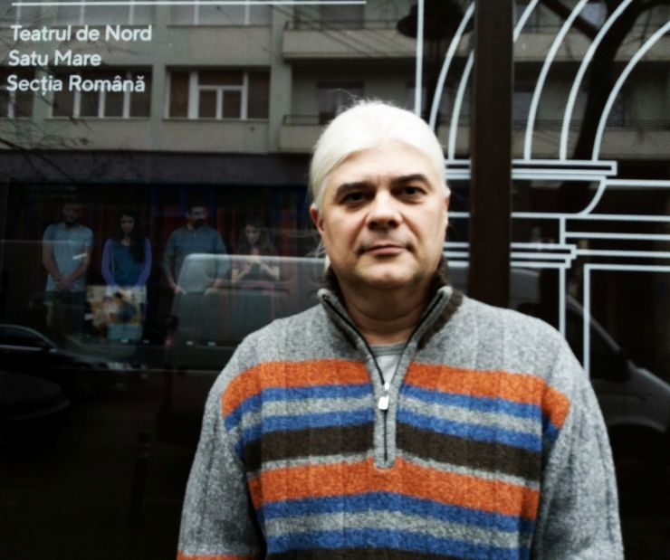 """Interviu cu regizorul spectacolului """"Consiliu de familie"""", Theodor-Cristian Popescu"""