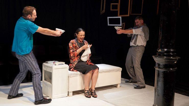 Teatrul de Nord încheie anul cu două spectacole la Sala Studio