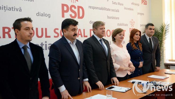Ultima săptămână de campanie: Ioana Bran, Octavian Petric și Gabriel Leș, optimiști - PSD are un program de guvernare