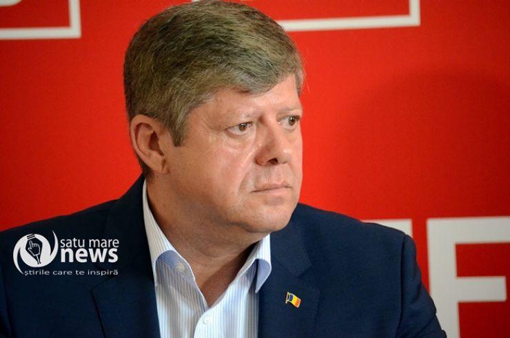 Liviu Dragnea a demis mai mulţi lideri PSD, printre care și cel de la Satu Mare