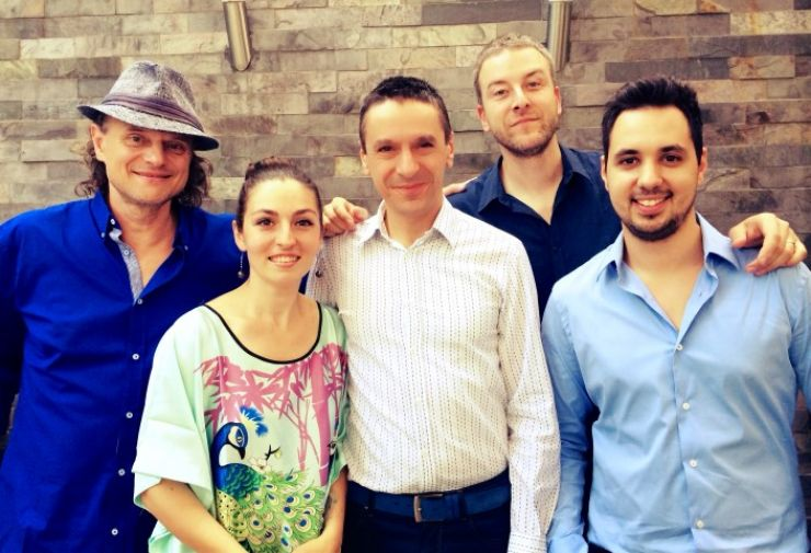 "Jazz | Luiza Zan & The Hungarian All Stars lansează albumul ""Heritage"" la Carei"