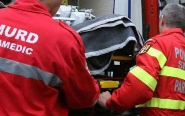 Două accidente rutiere soldate cu victime, în weekend