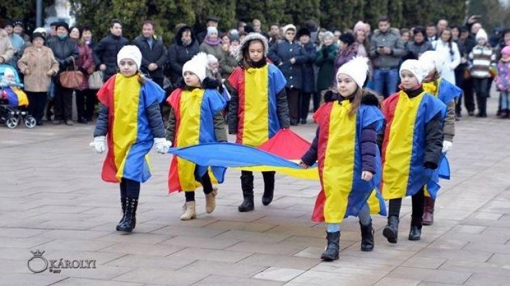Ziua Națională a României, sărbătorită cu fast la Carei