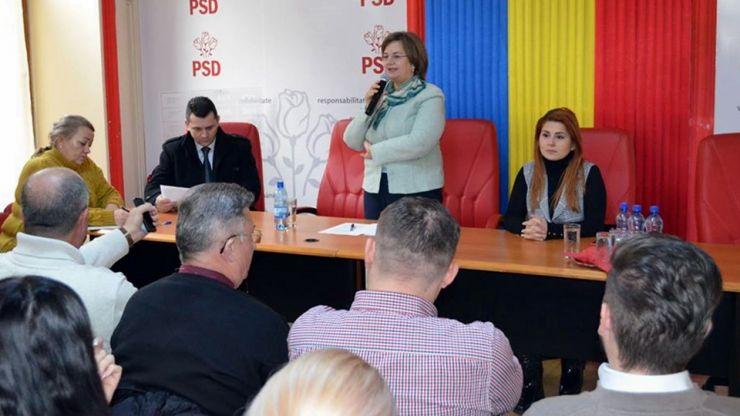 """PSD Satu Mare i-a exclus pe dezertori: """"Nu avem de-a face cu o pulverizare ci cu o curățire a PSD de oportuniști"""""""