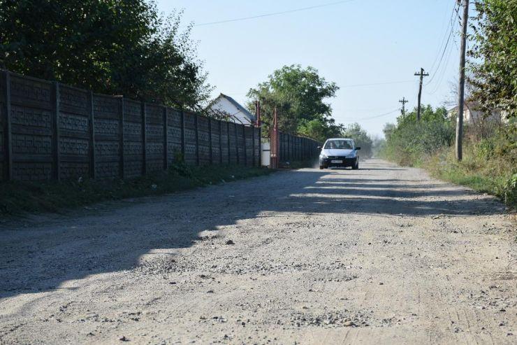 Se reiau lucrările de modernizare a străzii Lunca Sighet