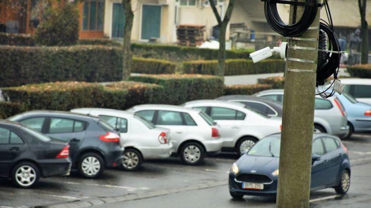 A fost extins sistemul de supraveghere video a oraşului