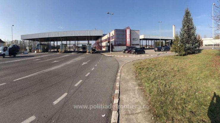 Maramureșean căutat de autoritățile române, depistat în PTF Petea
