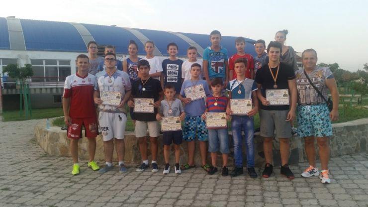 Judo. Șapte medalii pentru judoka sătmăreni la Cupa internațională din Drobeta Turnu Severin