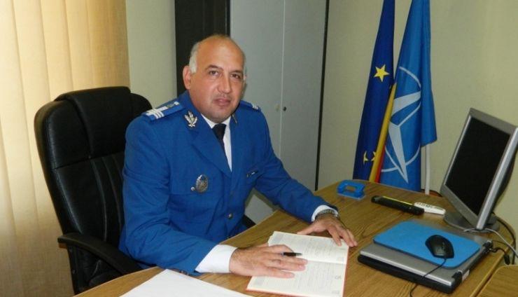 Colonelul Popa Ovidiu Adrian, noul șef al Jandarmeriei Satu Mare