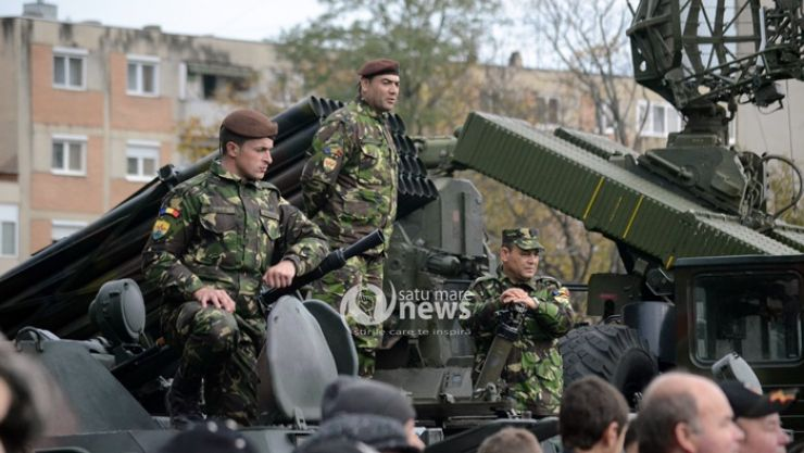 Armata reintră simbolic în Satu Mare, după un secol! Marș prin oraș, așteptați mii de oameni