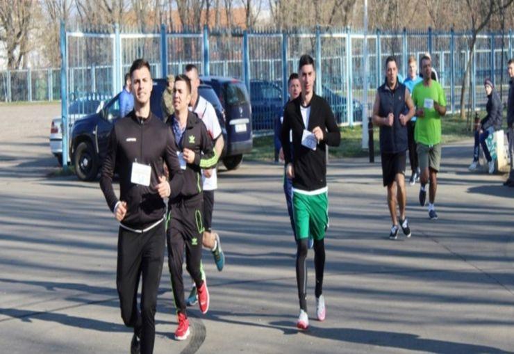 Patru militari vor reprezenta județul Satu Mare la Campionatul militar de cros