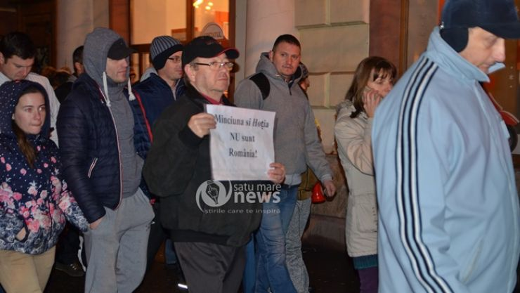 UPDATE: Jandarmeria s-a răzgândit! Protestul va avea loc azi