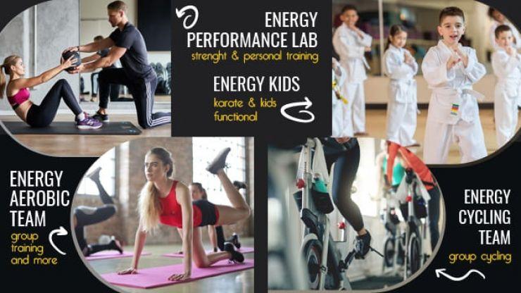 Din 15 iunie, Energy Kardio Club vă așteaptă la sală