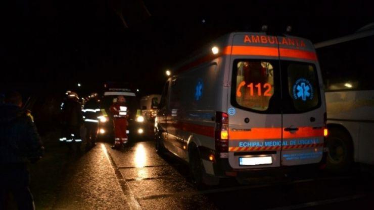 Accident rutier grav cu cinci victime, printre care și un copil de 5 ani, în apropiere de Corund