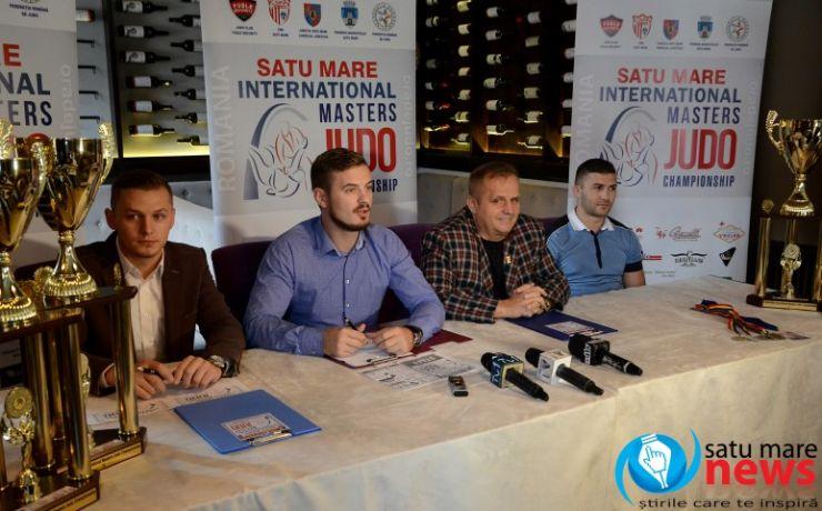 """Satu Mare International Masters Judo Championship"", sâmbătă, la Satu Mare"